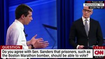Pete Buttigieg: Incarcerated Felons Should Not Be Allowed To Vote While Serving Out Sentences