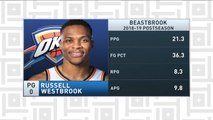 Tiki and Tierney: Russell Westbrook's relationship with the media
