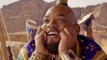 "Aladdin TV Spot - ""Connection"" (2019) Will Smith, Naomi Scott Disney Movie HD"