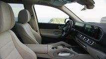 Der neue Mercedes-Benz GLS - Das Interieur-Design - luxuriös-elegant und kraftvoll-progressiv