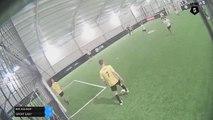 But de Carel (12-3) - BIG SQUASH Vs SPORT EASY - 23/04/19 20:30 - Paris 13e (LeFive) Soccer Park