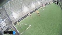But de Benjamin (15-3) - BIG SQUASH Vs SPORT EASY - 23/04/19 20:30 - Paris 13e (LeFive) Soccer Park