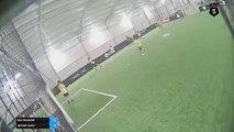 But de Andy (15-4) - BIG SQUASH Vs SPORT EASY - 23/04/19 20:30 - Paris 13e (LeFive) Soccer Park