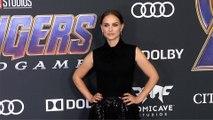 "Natalie Portman ""Avengers: Endgame"" World Premiere Purple Carpet"
