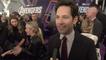 'Avengers: Endgame' Premiere: Paul Rudd As Ant-Man