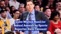 Luke Walton Is In Trouble Over Alleged Sexual Assault