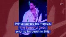'Prince' Was Writing A Memoir Before He Died