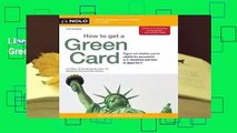 Library  How to Get a Green Card - Ilona Bray