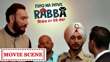 Court Barkhast | Ishq Na Hove Rabba | Latest Punjabi Comedy Movie Scene | Navjeet, Youngveer