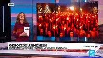 """""""La Turquie ne reconnait pas le génocide arménien mais un massacre, la différence est de taille"""""""