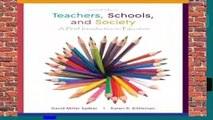 Teachers, Schools, and Society: A Brief Introduction to Education  Best Sellers Rank : #3