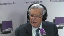 """Jean-Pierre Chevènement """"J'ai vu en 58 que De Gaulle avait la capacité d'éviter la guerre civile."""""""