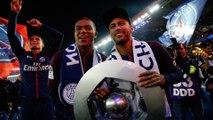 Les 8 titres de champion de France du Paris Saint-Germain