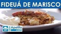 Receta de fideuá de marisco fácil y casera | QueApetito