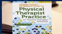 Online Dreeben-Irimia's Introduction to Physical Therapist Practice for Physical Therapist