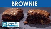 Receta de brownie fácil y casero | QueApetito