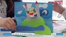 Louvre Lens : des enfants sur les traces d'Ulysse