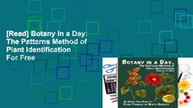 [Read] Botany in a Day: The Patterns Method of Plant Identification  For Free