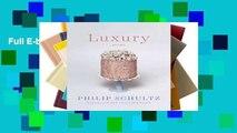 Full E-book Luxury: Poems  For Online