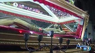 Venerdì Santo, la processione serale. News Agrigentotv