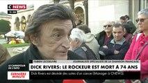 Le jour où Dick Rivers a rencontré Elvis Presley dans un ascenseur