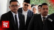 Sexual molest victim retracts complaint, Shahidan discharged