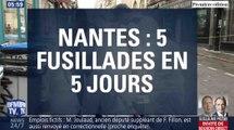 Nantes : hausse des règlements de comptes - ZAPPING ACTU DU 24/04/2019