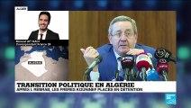 Transition politique en Algérie : les frères Kouninef placés en détention