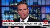 CNN Guest Tells Chris Cuomo 'Trump's A Dictator In The Making' After Missed Tax Return Deadline