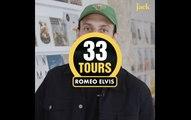 33 Tours : chez le disquaire avec Roméo Elvis | JACK