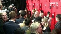 Les stars foulent le tapis rouge du gala du Time magazine