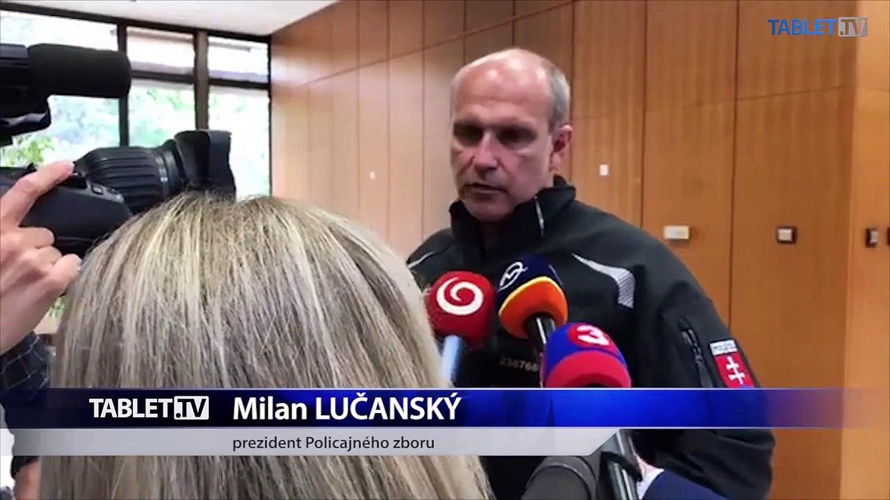 ZÁZNAM: Brífing prezidenta PZ M. Lučanského