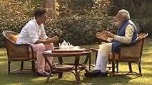 Narendra Modi about childhood game: PM Modi with Akshay Kumar | Oneindia News