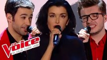 No Doubt – Don't Speak | Olympe, Anthony Touma & Jenifer | The Voice France 2013 | Demi-Finale