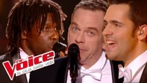 Alicia Keys – If I Ain't Got You   Yoann Fréget, Emmanuel Djob & Garou   The Voice 2013  Demi-Finale