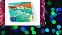[GIFT IDEAS] Lonely Planet Israel   the Palestinian Territories (Travel Guide) by Lonely Planet