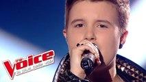 Damien Saez – Jeune et con | Loïs Silvin | The Voice France 2013 | Finale