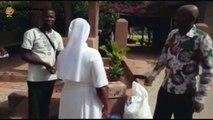 A2D-Togo au chevet des enfants de la Pouponnière Tokoin Séminaire