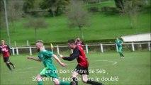 AJC Bosc le Hard / US Normande 76 : 2-2 (D1 Groupe A le 14/04/2019)