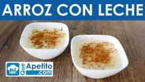 Receta de arroz con leche fácil y casera | QueApetito