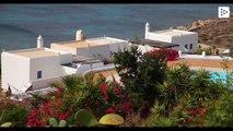 Mykonos, a festive spot of Greece