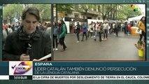 Torra pide mediación internacional en el conflicto España-Cataluña