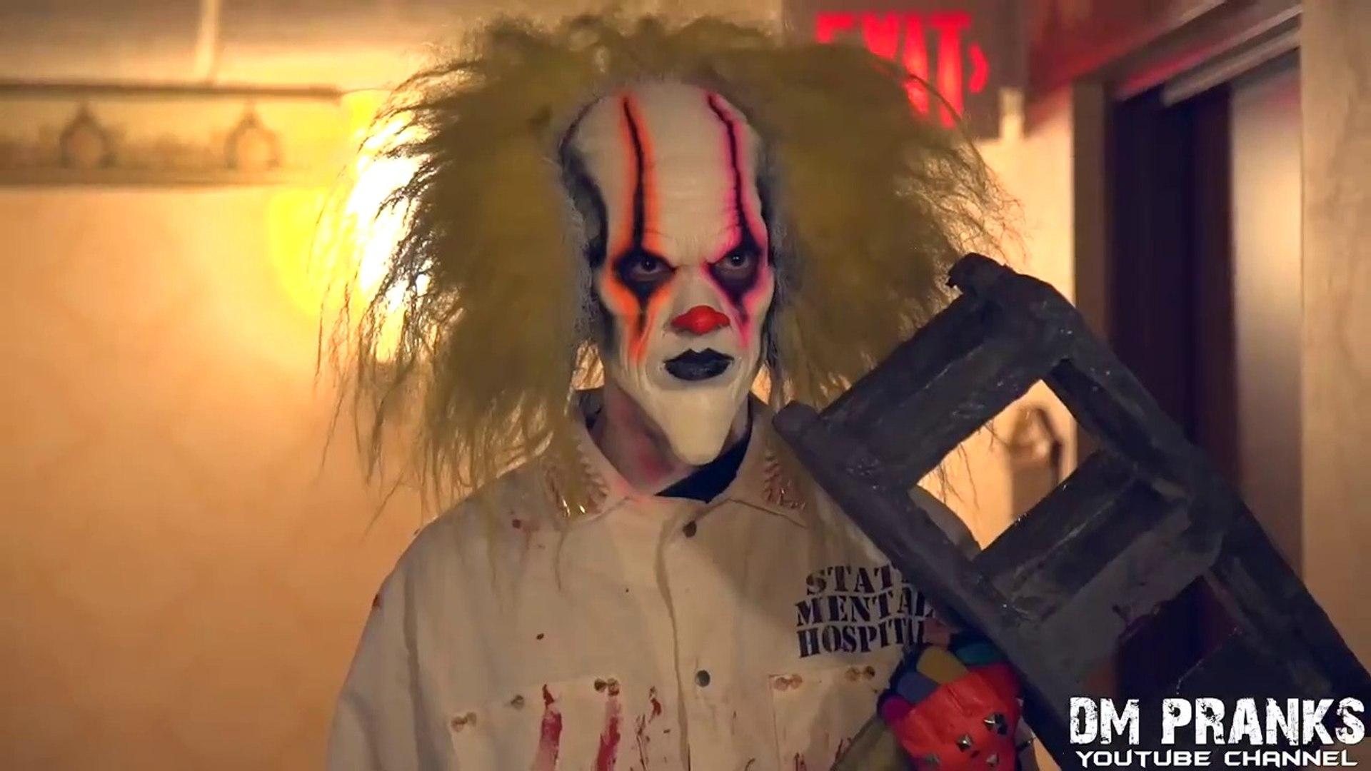 Scary Clowns Horror Short Film Episodes From Vegas