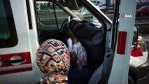 TEM Otoyolu Samandıra mevkiinde zincirleme kaza: 4 yaralı
