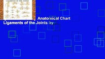 [MOST WISHED]  Anatomical Chart Ligaments of the Joints by