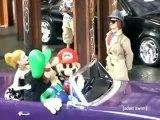 GTA Mario et Luigi vont a VICE CITY