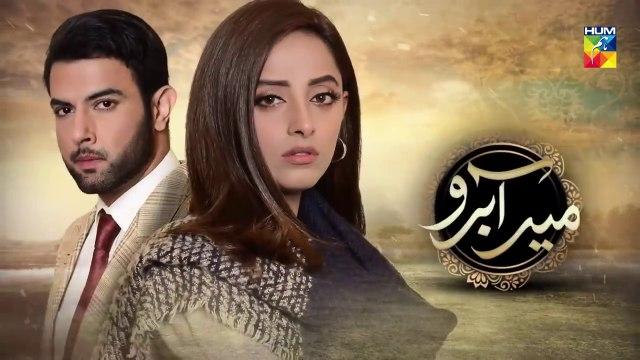 Meer Abru Epi 07 HUM TV Drama 24 April 2019