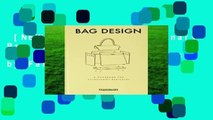 [NEW RELEASES]  Fashionary Bag Design: A Handbook for Accessories Designers by Fashionary