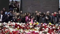 """Arménie: 104e anniversaire du """"génocide"""""""