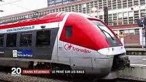 Trains régionaux : le privé pourrait arriver sur le marché